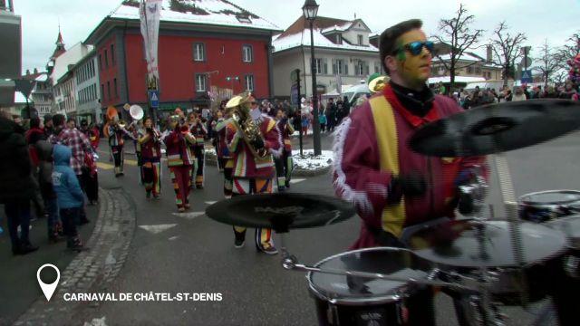 Carnaval de Châtel-St-Denis