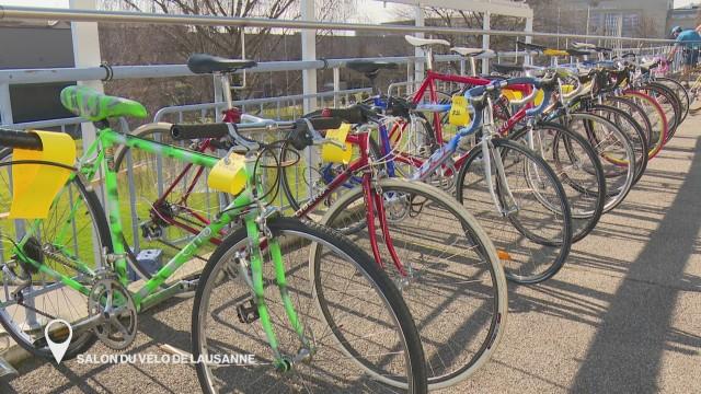 Salon du vélo de Lausanne