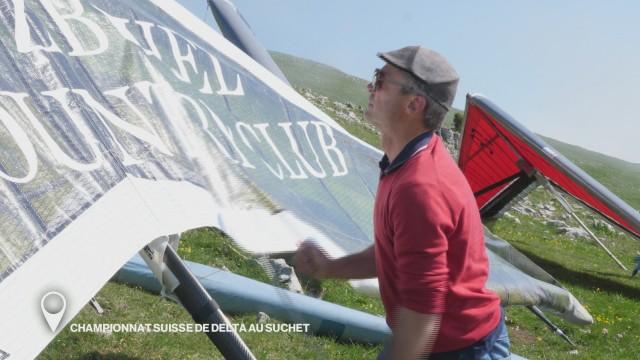 Championnat Suisse de delta au Suchet