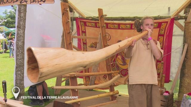 Festival de la Terre à Lausanne