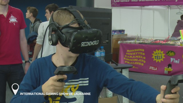 International Gaming Show de Lausanne