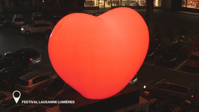Festival Lausanne lumières