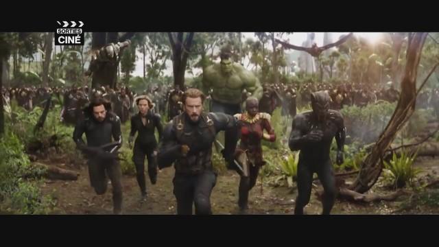 Avengers 3: Infinity War, bientôt en salles