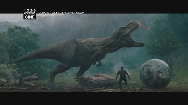 Jurassic World: Fallen Kingdom, le 5eme film de la saga