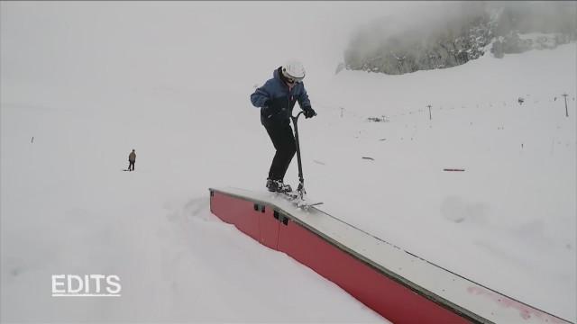 JAM SNOWSCOOT 2018