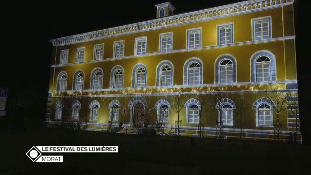 La 3e édition du festival des Lumières de Morat