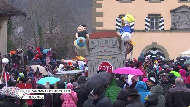 Carnaval des Bolzes 2018