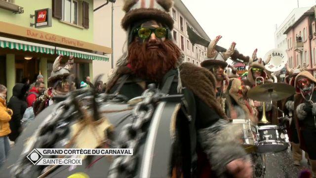Le 33ème Carnaval de Sainte-Croix