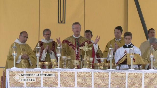 Extraits de la Messe de la Fête-Dieu