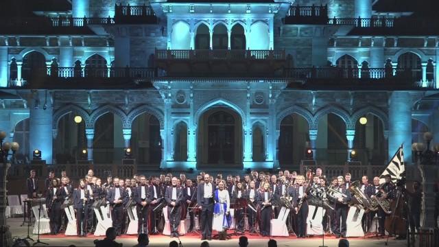 Revivez le concert de la Landwehr en Inde