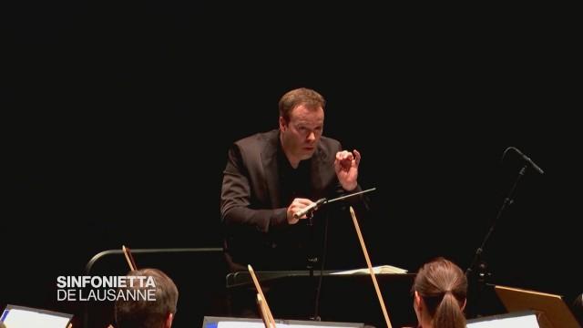 Concert du Sinfonietta de Lausanne - 2e partie