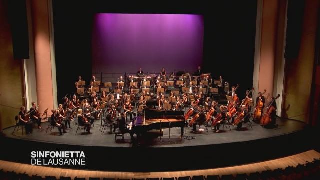 Concert du Sinfonietta de Lausanne - 1ère partie