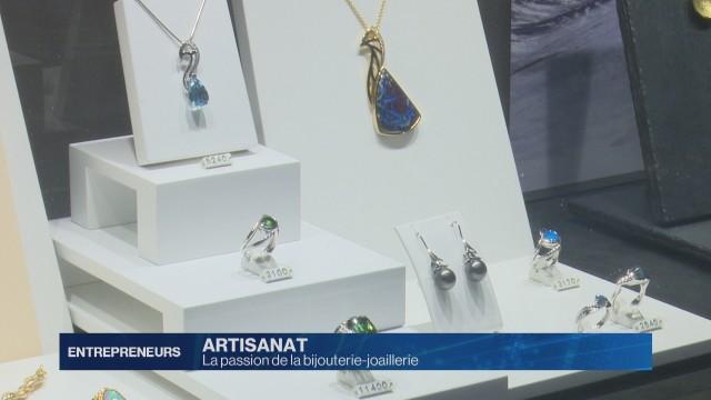 Les artisans bijoutiers