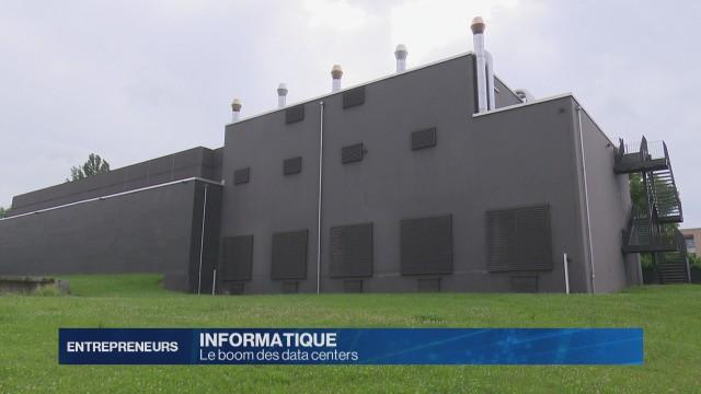 Le boom des data centers