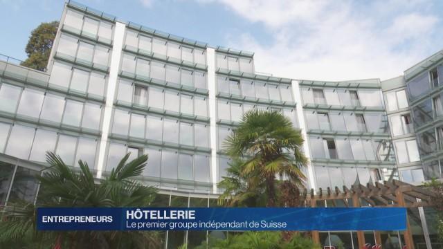 Le premier groupe hôtelier indépendant de Suisse