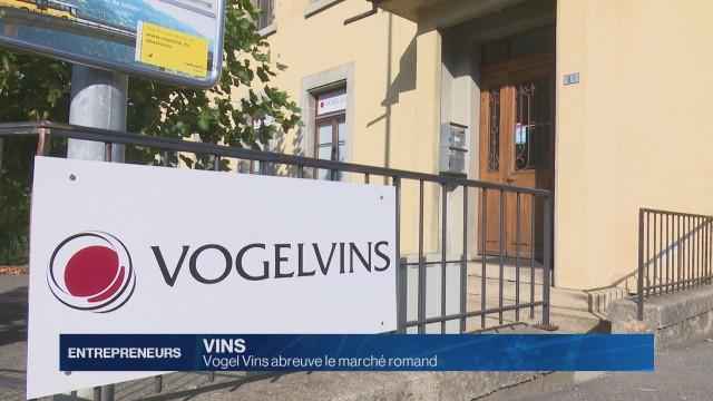 Vogel Vins abreuve le marché romand