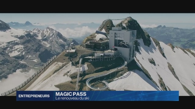 Magic Pass, le renouveau du ski