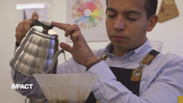 La Semeuse de café