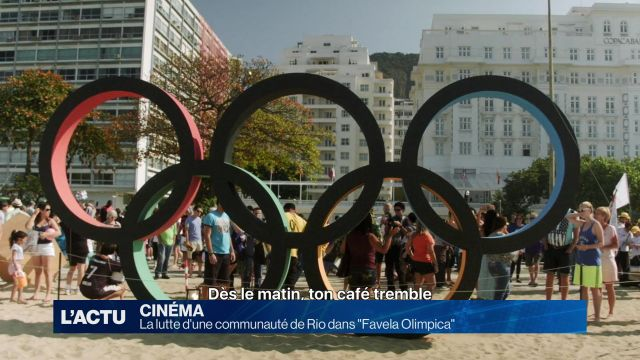 La lutte d'une communauté de Rio dans