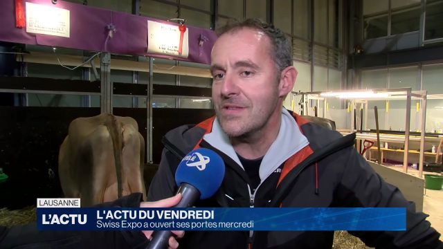 L'avenir de Swiss Expo à Lausanne compromis?