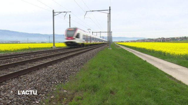 Rail: la Romandie s'estime désavantagée