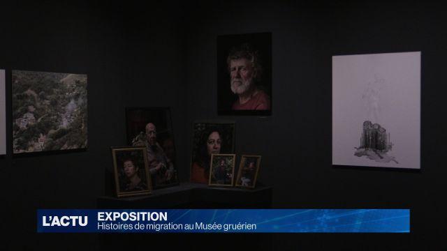 Histoires de migration au Musée gruérien
