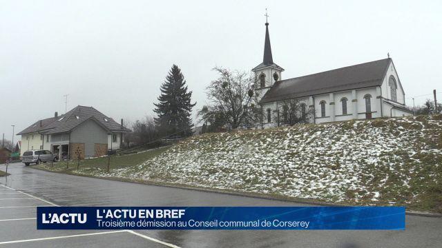 Troisième démission au Conseil communal de Corserey