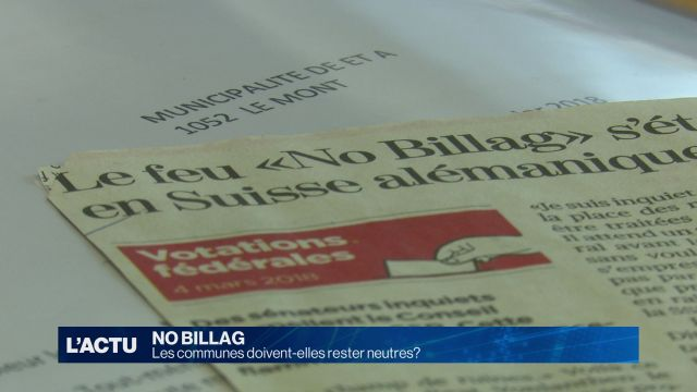 Les communes s'invitent dans le débat No-Billag