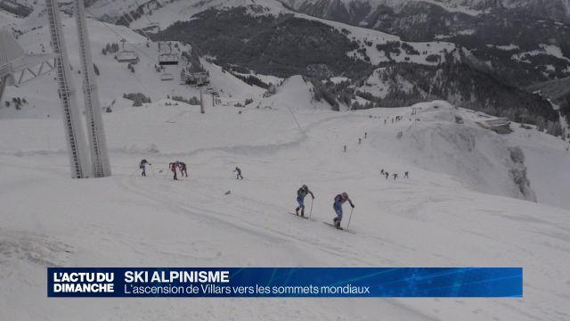 L'ascension de Villars vers les sommets mondiaux
