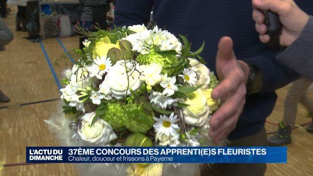37ème concours des apprenti(e)s fleuristes