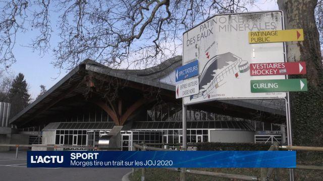 Morges n'accueillera pas les jeux olympiques de la jeunesse