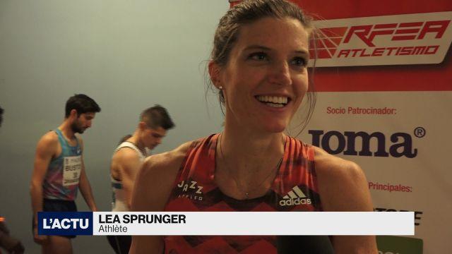 Deuxième succès d'affilée pour Lea Sprunger