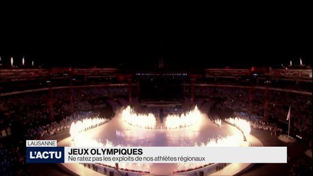 Les Jeux Olympique débute aussi pour le musée