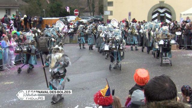 Weekend de Carnavals à Fribourg