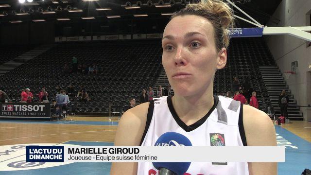 Basket : La Nati féminine ne gagne plus depuis 2052 jours