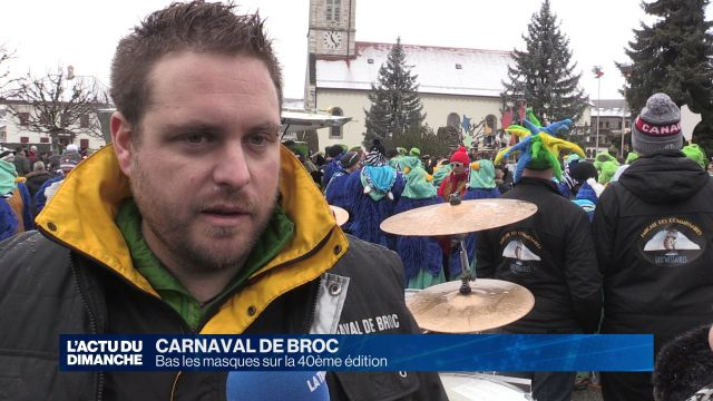 40ème édition de Carnaval à Broc