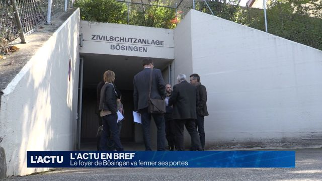 Le foyer de Bösingen va fermer ses portes
