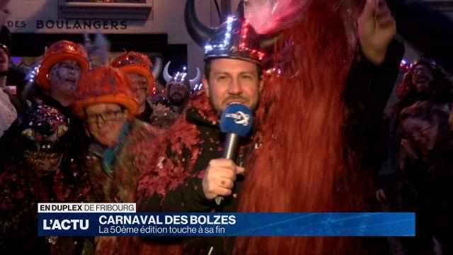Le 50e carnaval des Bolzes c'est fini!