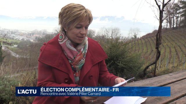 Rencontre avec la candidate Valérie Piller Carrard