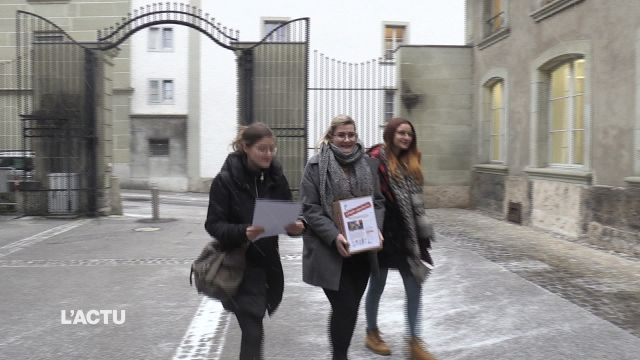 19'000 signatures pour la LSCV