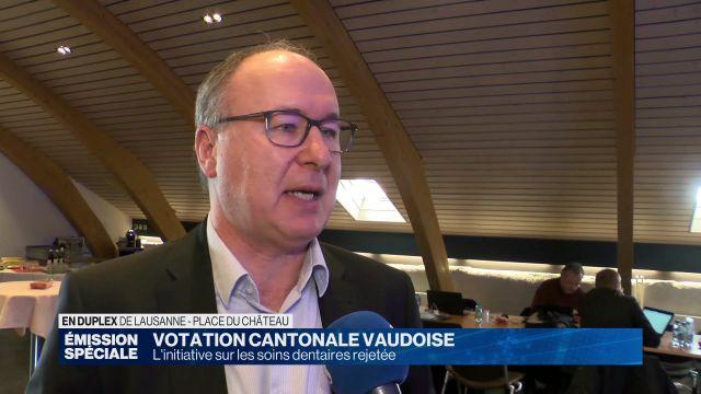 Les Vaudois refusent le remboursement des soins dentaires