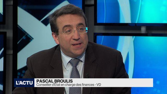 Pascal Broulis s'explique sur sa situation fiscale