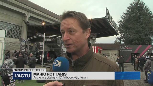 Gottéron doit se reprendre contre Lugano