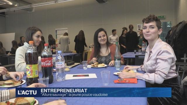 Entrepreneuriat au féminin