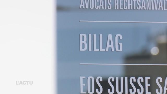 Des emplois sauvés chez Billag