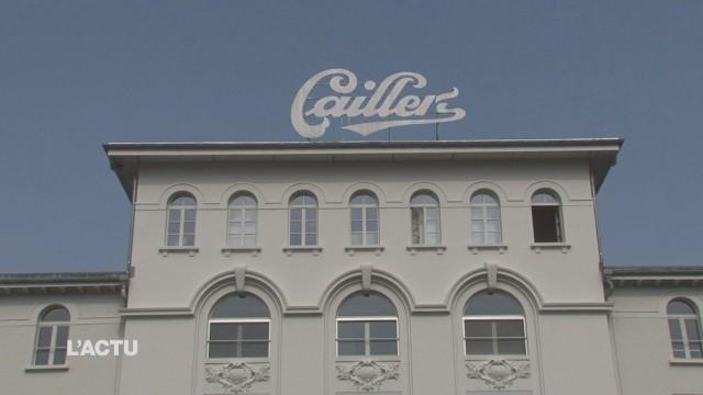 Nestlé supprime des lignes de production en Gruyère