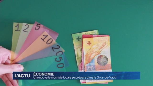 Une nouvelle monnaie locale se prépare dans le Gros-de-Vaud