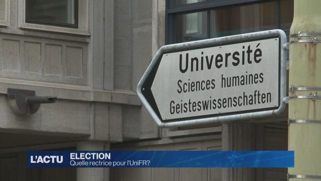 Qui pour diriger l'Uni de Fribourg?