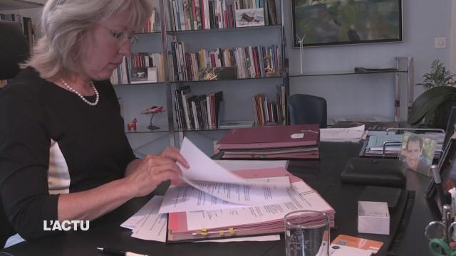 Jacqueline de Quattro garde le dossier Orlatti.
