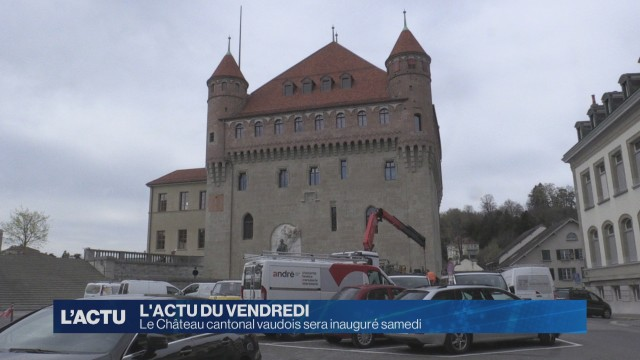 Visite guidée du château St-Maire
